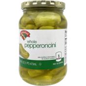 Hannaford Whole Pepperoncini