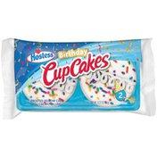 Hostess Birthday CupCakes Single Serve