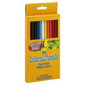Western Family Colored Pencils