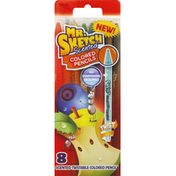 Mr. Sketch Colored Pencils, Scented, Twistable