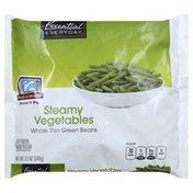 Essential Everyday Vegetables, Steamy