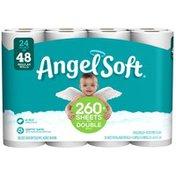 Angel Soft Double Roll Bath Tissue