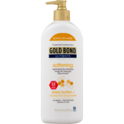 Gold Bond Skin Therapy Lotion, Softening, Shea Butter