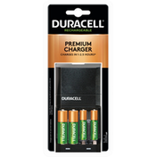 Duracell Charger & Batteries