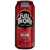Full Throttle Red Berry Energy Drink