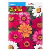 Burpee Zinnia Pinwheel Mix