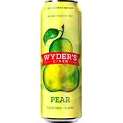 Wyder's Hard Cider, Pear