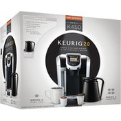 Keurig 2.0 Hot Brewer K450 Coffee Brewer Starter System