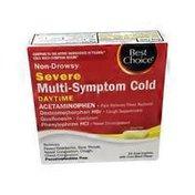 Best Choice Non-Aspirin Cold Day Severe Caplets