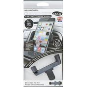 Bell and Howell Phone Mount, Portable, Clever Grip Max