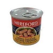 Hereford Vienna Sausage