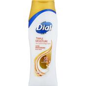 Dial Body Wash, Triple Moisture