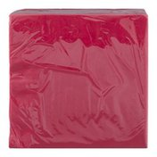 Smart Living Collection Luncheon Napkins Classic Red - 50 CT