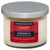 Candle Lite Candle, Jasmine & Patchouli