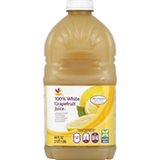 SB Grapefruit Juice, 100% White