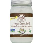 La Tourangelle Coconut Oil, Virgin, Organic, Jar