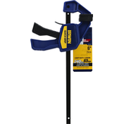 Irwin Bar Clamp, Light-Duty, Quick-Grip, 6 Inches