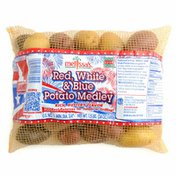 Melissa's Red, White, and Blue Potato Medley, 1.5lbs