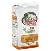 Hodgson Mill Flour, Whole Wheat, Whole Grain, Organic, Bag