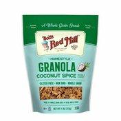 Bob's Red Mill Homestyle Coconut Spice Granola