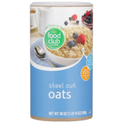 Food Club Steel Cut Oats
