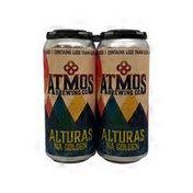 Atmos Brewing Company Alturas Non-Alcoholic Golden Ale