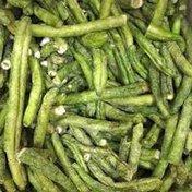Green Bean Chips