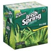 Irish Spring Deodorant Soap, Aloe