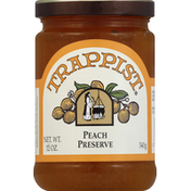 Trappist Preserves Preserve, Peach