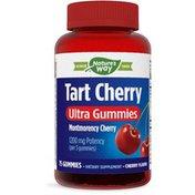 Nature's Way Tart Cherry Ultra Gummies