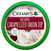 Cedar's Foods Balsamic Caramelized Onion Dip
