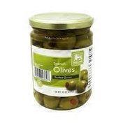 Food Lion Stuffed Queen Spanish Olives With Minced Pimientos