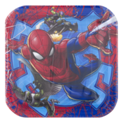 DesignWare Plates Spiderman 2 7 IN