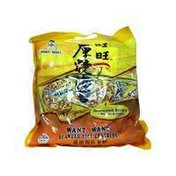 Wantwant Seaweed Rice Cracker Biscuits