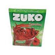 Zuko Jamaica Flavored Hibiscus Drink Mix