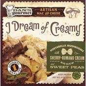 Dan's Gourmet Mac and Cheese, Artisan, I Dream of Creamy