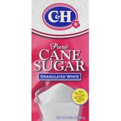 C&H Pure Cane Granulated White Sugar