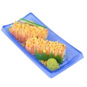AFC Sushi Crunchy Dragon Roll (Salmon)