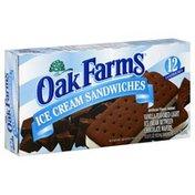 Oak Farms Ice Cream Sandwiches