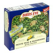 Birds Eye Petite Peas and Mushrooms with Chives