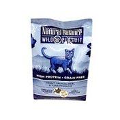 Natural Balance Wild Pursuit High Protein Grain Free Trout, Salmon Meal & Tuna Formula Cat Food