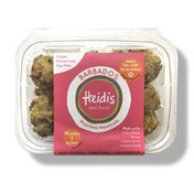 Heidi's Real Food Barbados Meatless Meatballs