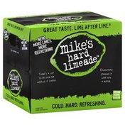 Mikes Malt Beverage, Premium, Hard Limeade
