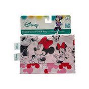 Bumkins Disney Mickey Mouse & Friends Minnie Mouse Patterned Reusable Snack Bags