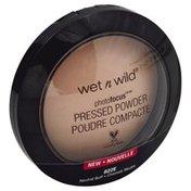 wet n wild Pressed Powder, Neutral Buff 822E