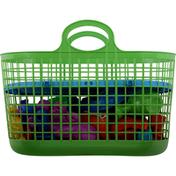 American Plastic Toy Beach Bag, Deluxe
