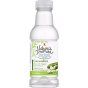 Nature's Promise Unsweetened Water Beverage Cucumber