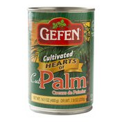 Gefen Hearts of Palm, Cut