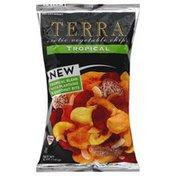 Terra Real Vegetable Chips, Tropical