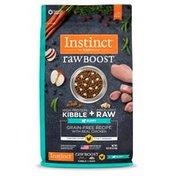Instinct Raw Boost Puppy Real Chicken Recipe Grain-Free Dry Dog Food